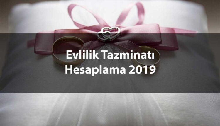 2019 evlilik tazminatı nasıl alınır