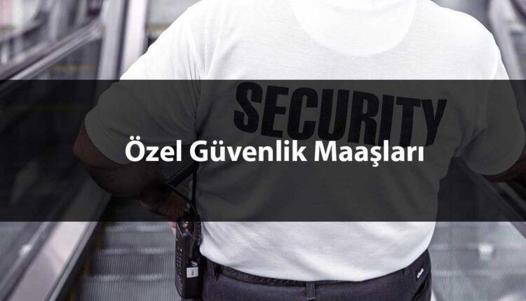 özel güvenlik iş ilanları